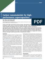 Carbon Nanomaterials[1]