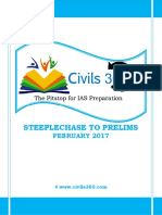 Civils360 February Steeplechase