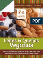Leites e Queijos Veganos