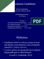 Mucocutaneus Candidiasis