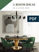Dining Room Ideas - Design & Living 2018