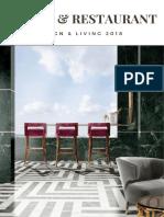 Hotel & Restaurant - Design & Living 2018