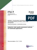 T-REC-P.910-200804-I!!PDF-E