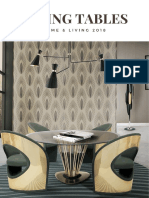 Dining Tables - Home & Living 2018