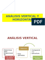 Analisis Vertical, Horizontal