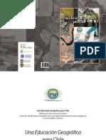Sochigeo 2016 Una Educacion Geografica Para Chile