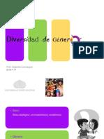 Diversidad de Genero D-D Sexual 2014