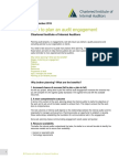 How to Plan an Audit Engagement