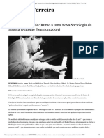 Música e Mediação_ Rumo a Uma Nova Soci...Oine Hennion 2003) _ Pedro P. Ferreira