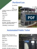 Three Public Restroom Options for D.C.