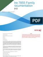 Xerox WC 7855F