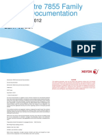 Xerox 7245 Fault Codes pdf | Server (Computing) | Communications