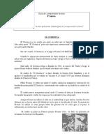 Guía de Comprensión Lectora 5to