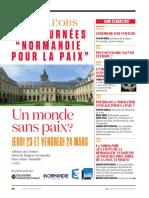Programme Normandie Pour La Paix