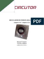 Manual Circutor RTR