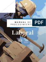 Manual de Procedimiento - Laboral
