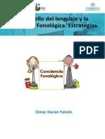 DESARROLLO DEL LENGUAJE Y LA CONCIENCIA FONOLOGICA