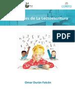 DIFICULTADES DE LA LECTOESCRITURA