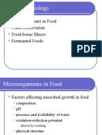 Kuliah 09 Food Microbiology