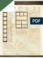 AME Character Sheet
