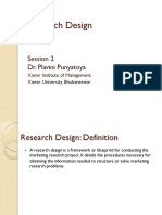 S 2-Research Design-Dr Plavini