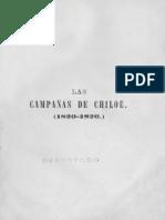 Las campañas de Chiloé - D. Barros Arana - 1856 - 224p.pdf