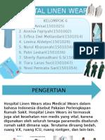 Hospital Linen Wears Kelompok 6