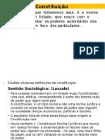 DIreito Constitucional 2017