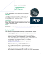 gssa be your best self patch  1