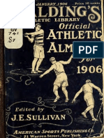 (1906) Spalding Official Athletic Almanac