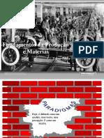 Paradigma da ADM da Produção