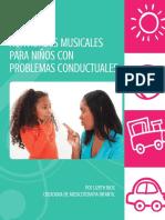 Actividades Musicales Para Niños Con Problemas Conductuales