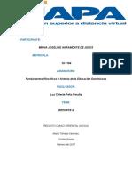 tarea 4 fundamentos filosoficos e historia de la educacion dom..docx