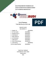 Laporan Praktikum Toksikologi Antidotum