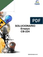 Solucionario CB-224 2016