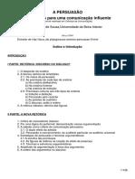 A Persuasão - Estratégias Para Uma Comunicação Influente - Américo De Sousa,.pdf