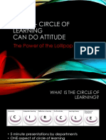 circle of learning music and drama