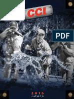2016 CCI Catalog