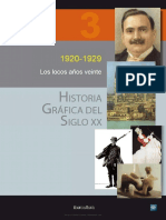Historia Grafica Del Siglo XX. Vol. 3 1920-1929