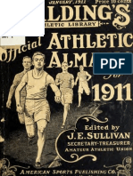 (1911) Spalding Official Athletic Almanac