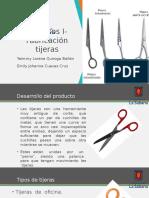 Procesos I- Fabricación Tijeras