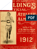(1912) Spalding Official Athletic Almanac