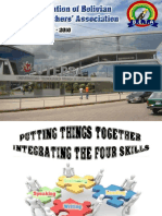 INTEGRATING THE FOUR SKILLS.ppt