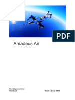 Amadeus Air - Basic Course 2009 (Deutsch)