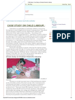 Child Labour_ Case Study on Sivakasi Fireworks Industry
