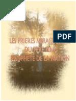 Les Prieres Miraculeuses Du Pere King New1