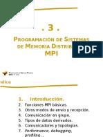 PSP-mpi