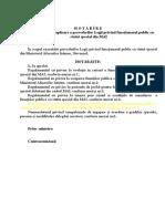 Proiect HG FUNCTIONAR PUBLIC final.doc