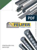 Catalogo Felifer - Ferro e Aço
