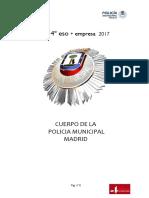 Programa Educativo 4º Eso 2017